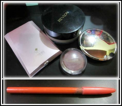 Viva Shimmering Powder s day inspiration quot no pink quot makeup look ibb
