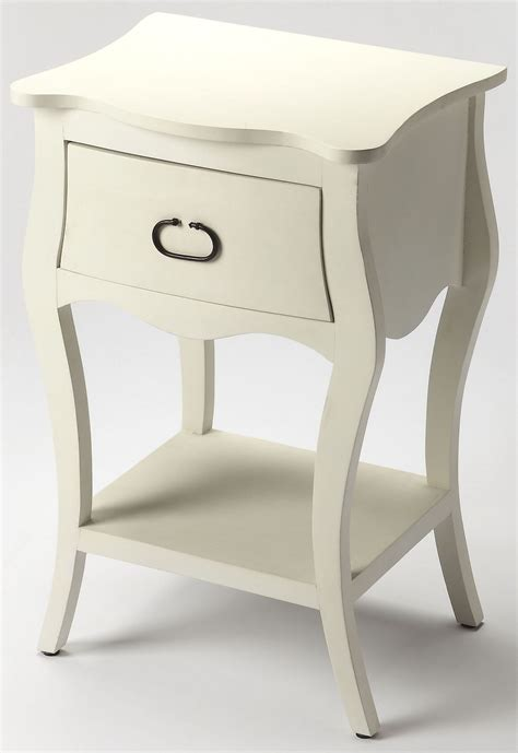 rochelle bedroom furniture rochelle white nightstand from butler coleman furniture