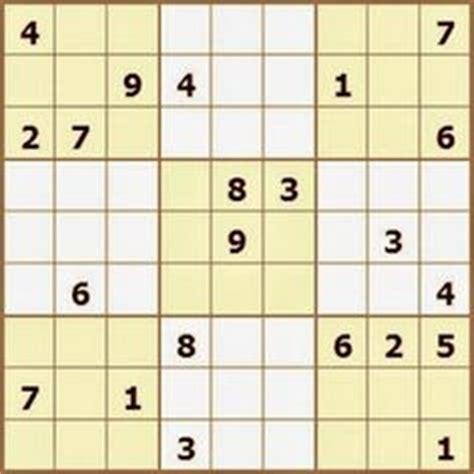 printable ultimate sudoku printable hard sudoku sheets samurai sudoku a difficult