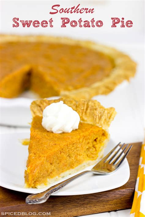 southern sweet potato pie recipe 3 just a pinch recipes