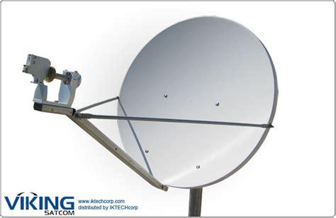 Antena Vsat Prodelin Viking P 120kue Eutelsat Approved 1 2m Prodelin Tx Rx Ku