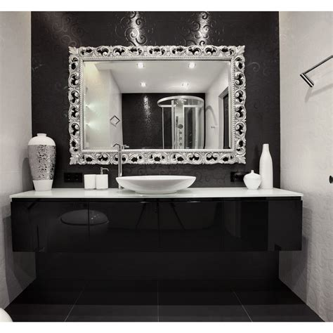 large framed bathroom wall mirrors 30 brilliant large bathroom mirrors ideas eyagci com
