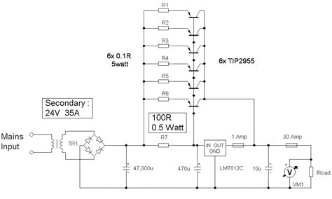 transistor mosfet 2955 how to increase the current of lm2577 dc dc regulator