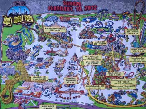 knotts berry farm map map of knotts berry farm map travel holidaymapq