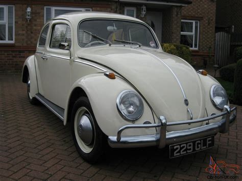 volkswagen beetle white 1963 white vw beetle fully restored