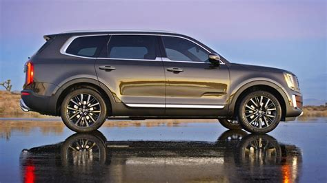 Kia New Suv 2020 by 2020 Kia Telluride Luxury Large Suv