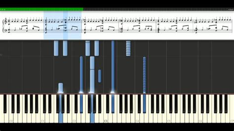 tutorial piano muse muse blackout piano tutorial synthesia youtube