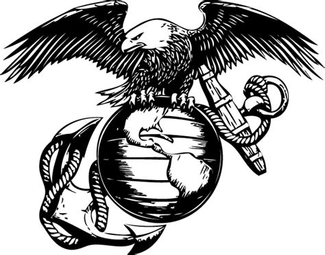 eagle globe and anchor tattoo designs marketplace usmc eagle anchor globe 1174