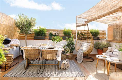 comedor de terraza dale un twist a tu terraza