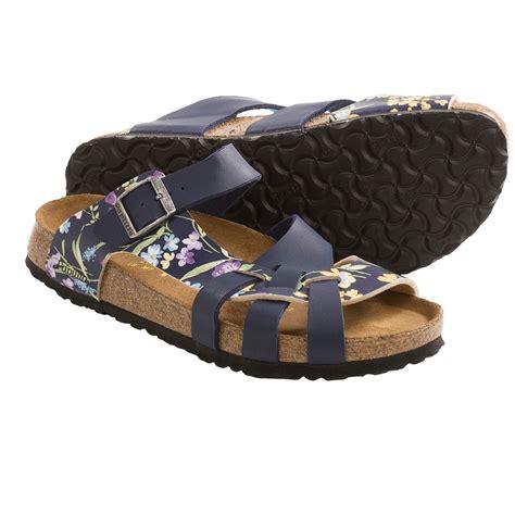 birkenstock pisa sandals papillio by birkenstock pisa sandals birko flor 174 simply