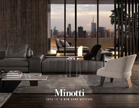 Bed In Living Room by Minotti Products Collections And More Architonic