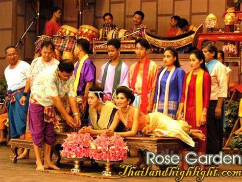 Wedding Ceremony Procedure by Methinee Tangsirichot Traditional Wedding Ceremonies Thai