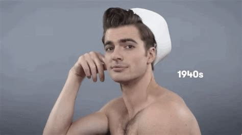 how should an 11year boys hair look like here s what 100 years of men s beauty trends looks like
