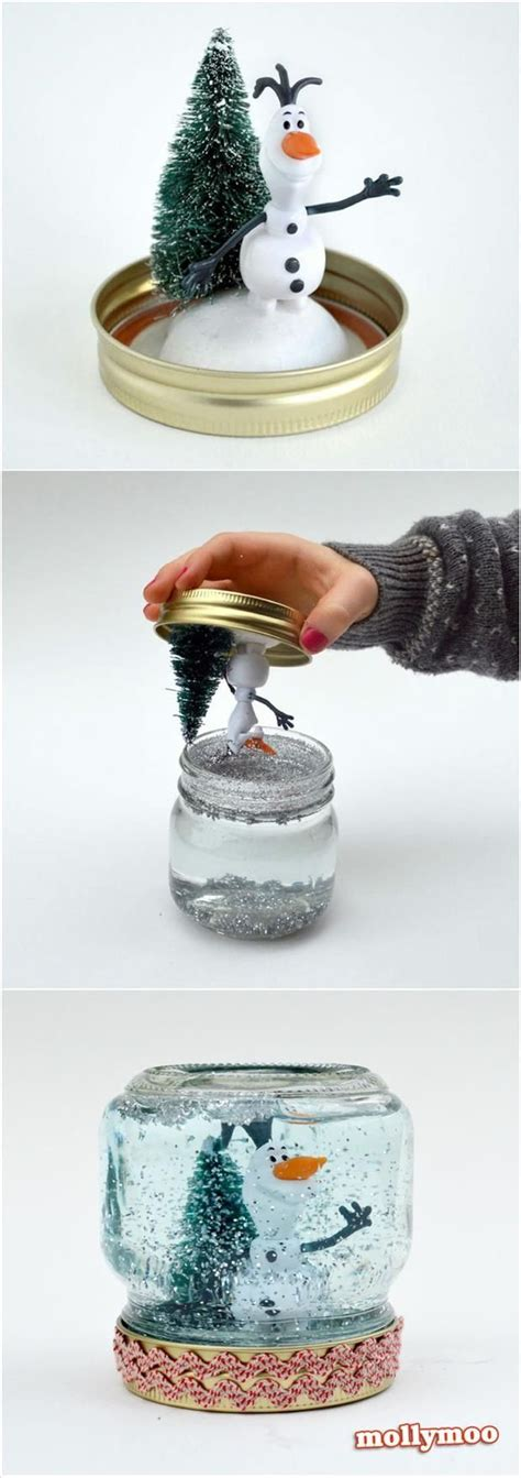 easy do it yourself christmas ornaments easy craft snow do it yourself and do it yourself crafts