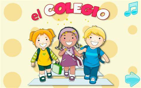 imagenes infantiles colegio cuentos infantiles interactivos para la vuelta al cole