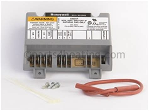 Parts4heating Com Honeywell S8600f Ignition Control Natural
