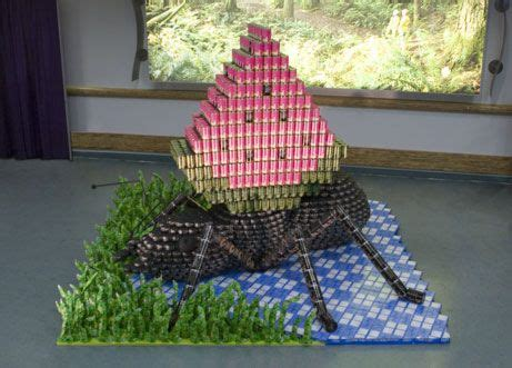 simple canstruction ideas 1000 images about canned art on pinterest sodas