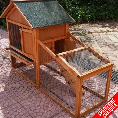gabbia in legno per conigli gabbia per conigli da esterno con recinto e casetta
