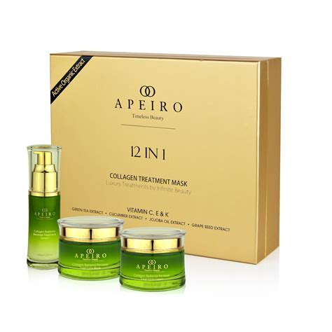 Radiance Collagen collagen radiance renewal treatment set apeiro