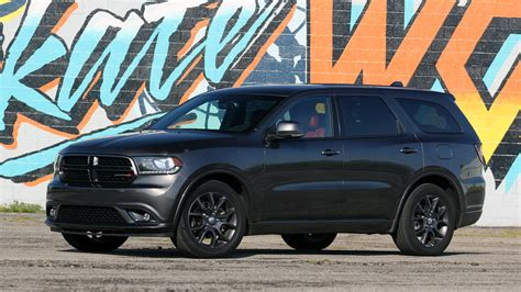 Reviews Of Dodge Durango by Review 2016 Dodge Durango R T