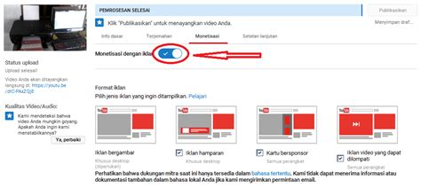 cara mudah upload video di youtube cara mudah upload video di youtube tutorial blogger