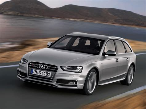 Audi S4 Facelift by S4 Wagon B8 Facelift S4 Audi Database Carlook