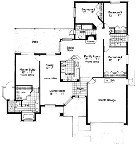 space efficient house plans efficient use of space 63025hd architectural designs