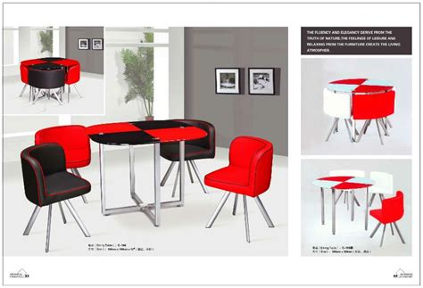 modern cheap tempered glass top 4 seater dining room