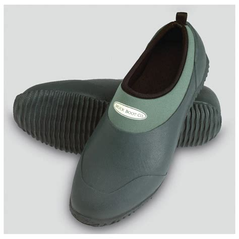 s muck 174 boots the daily slip ons 421045 rubber