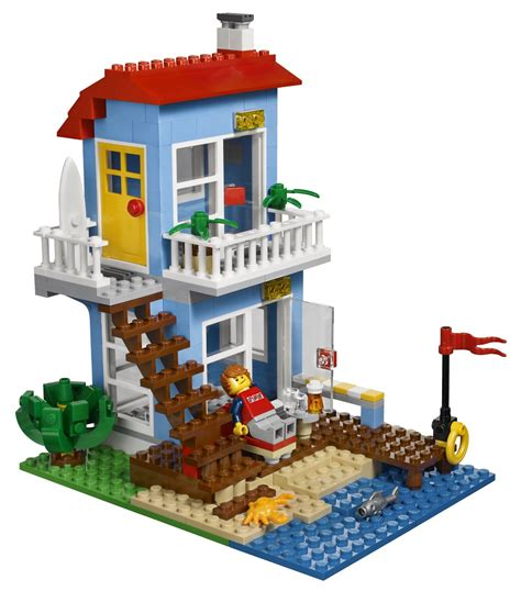 lego creator house lego creator 7346 seaside house visuall co