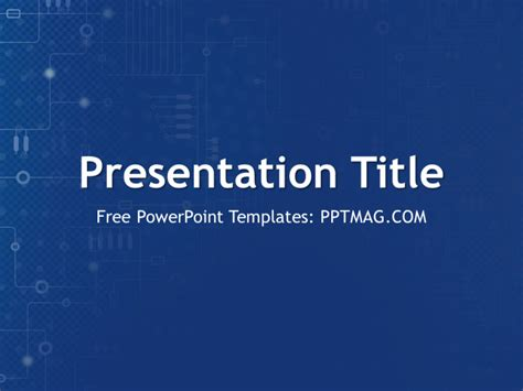 free ppt templates for data presentation free data powerpoint template pptmag