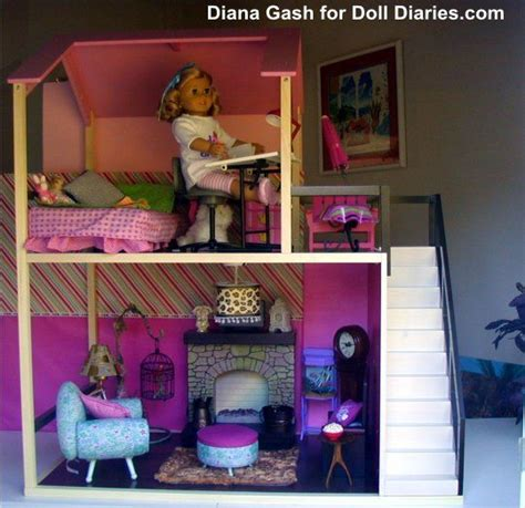 our generation 18 quot doll house from target american