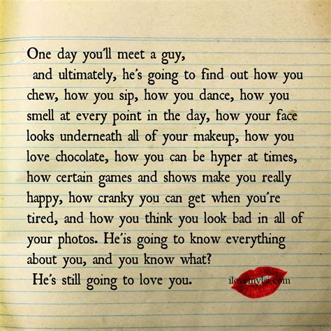 Ways To Find Out If He Is Single by One Day You Will Meet A Relationship Quotes