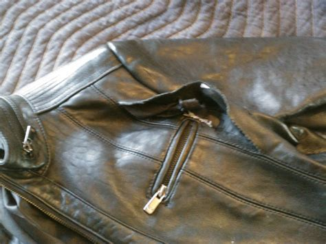 Resurfacing Leather by Major Jacket Repair The Leather Repair Specialist