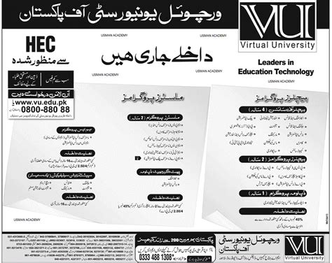 Free Mba In Pakistan by Millanweb Govt With Advertisement