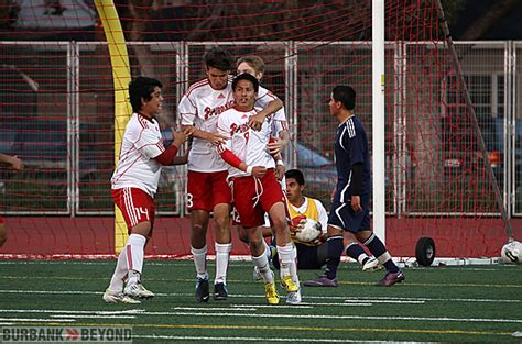 cif southern section soccer playoffs burroughs passes first test in cif soccer playoffs