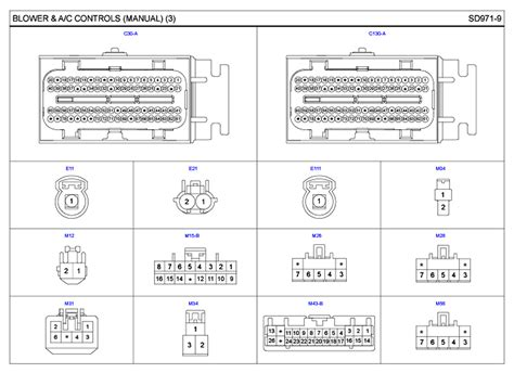 hyundai santa fe wiring diagram 2006 hyundai santa fe wiring diagram wiring diagram with