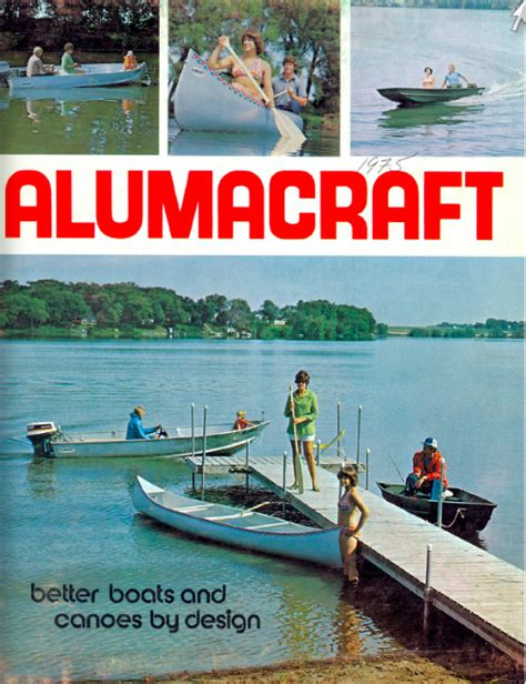 alumacraft boats company families fishing forever the incredible history of