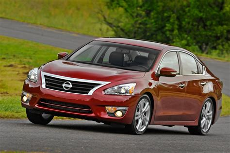 2013 Nissan Altima Reviews And Rating Motor Trend