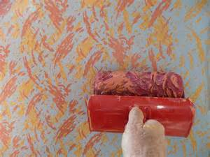 Paint Rollers With Patterns multicolor abstract pattern step by step paint