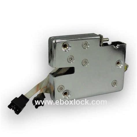 Electric Door Lock by Electric Cabinet Lock With Door Status Reporting