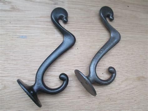 decorative coat hooks cast iron art decor hat and coat hook decorative hanging