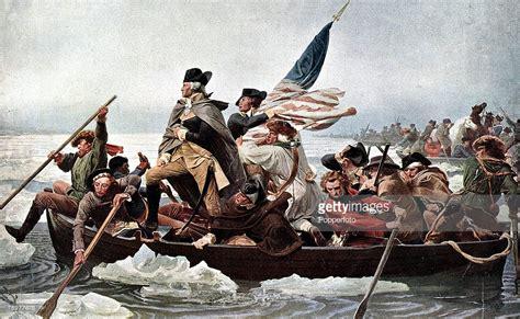 george washington getty images - George Washington On Boat