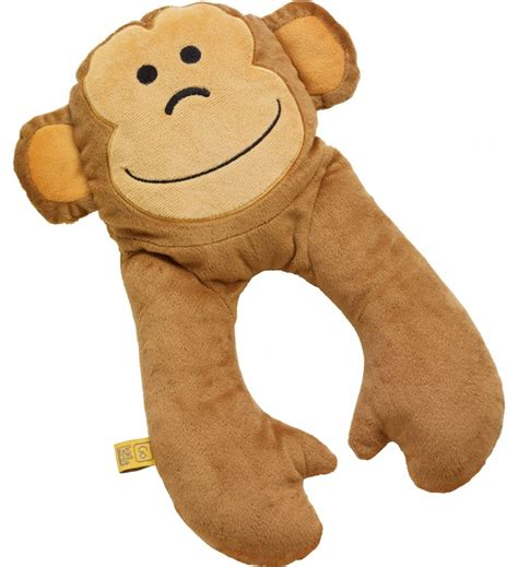 Monkey Neck Pillow by Monkey Flat Neck Pillow For