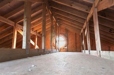 attic cleaning how to clean and declutter your attic in 7 simple steps