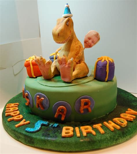 Clever Kitchen Design by Southern Blue Celebrations Dinosaur Cake Ideas