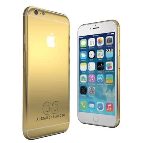 Iphone 6 Gold pricey gold iphone 6 available for preorder images cio