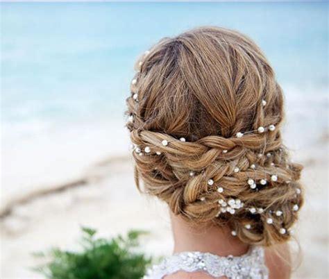 Wedding Hair Accessories Pearl by Wedding Pearl Chain Bridal Headband Pearl Headband