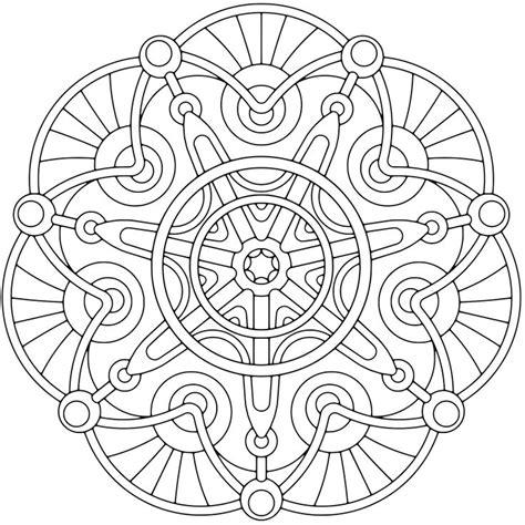 geometric mandala coloring pages 3719 best images about geometric mandala patterns on