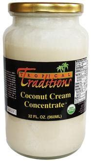 Tropical Traditions Giveaway - tropical traditions coconut cream concentrate ends 6 23 with our best denver